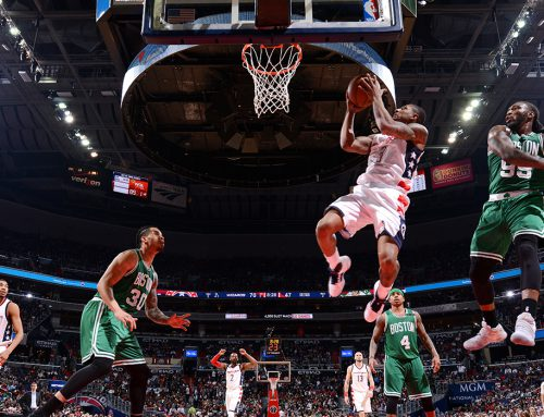 One For the Wizards: D.C. Dominates Game 3