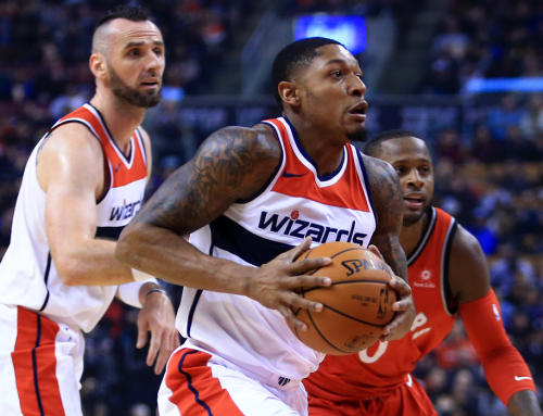 Beal's 38 Pace Wiz Over Raptors in Toronto