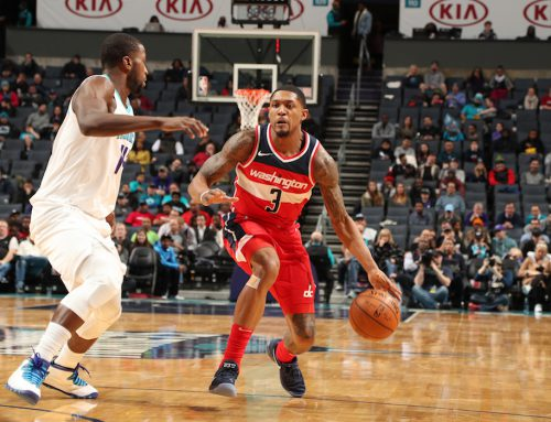 Wiz Come Up Short in Charlotte