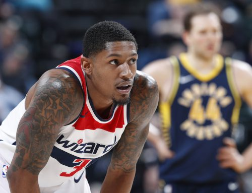 Wizards Top Pacers