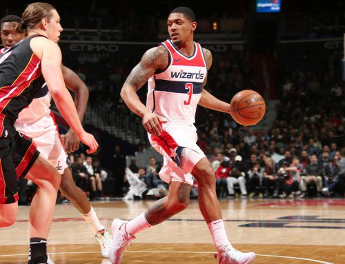Beal Catches Fire Against Heat