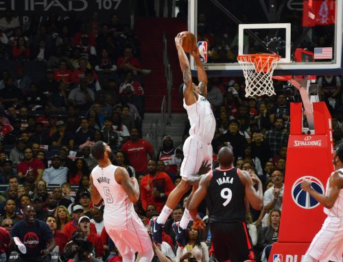 Wizards Even Series in Game 4 Win