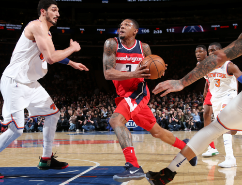 Best of Beal – No. 5: Panda Breaks Knicks' Hearts at MSG