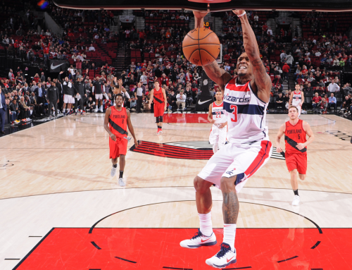 Best of Beal – No. 1: Beal Drops Career-High 51 on Blazers