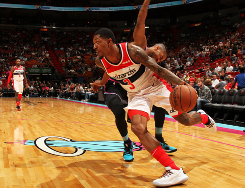 Wiz Hold Up Against Miami's Heat in Big Win