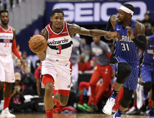Wizards Exact Revenge on Orlando in D.C Return