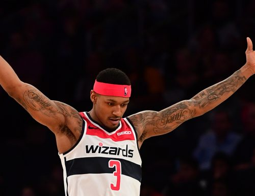 Beal Shines in The Garden