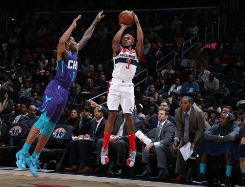 Beal Drops 30 in Fifth Straight Game