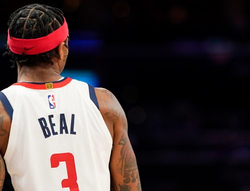 Beal, Wiz Come Up Short in the Windy City