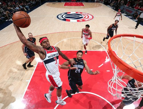 Wiz Fall in Battle with Orlando