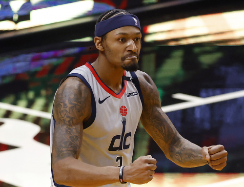 Bradley Beal Selected As All-Star Starter