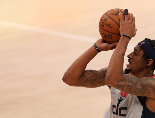 Beal Drops Another 40 as Wizards Stun First-Place Utah