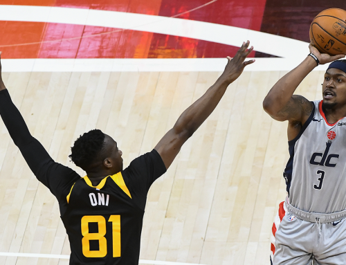 Wiz Have Jazz Number, Top Utah Yet Again
