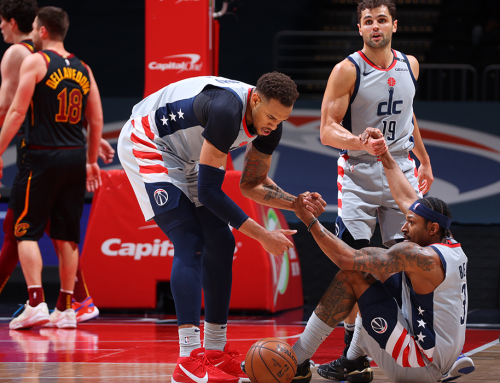 Wiz Win Streak Hits Eight With Two More Big Wins