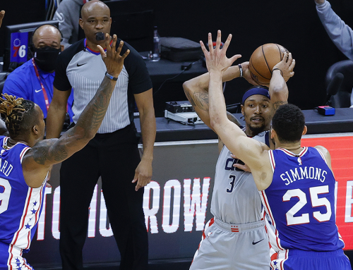 D.C.'s Season Ends With Game 5 Loss